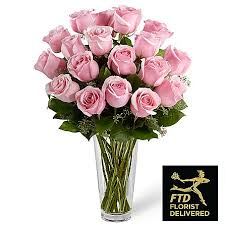 pink and roses the ftd pink bouquet