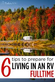 tips for downsizing how to prepare for living in an rv fulltime the realistic mama
