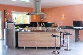 cuisiniste grenoble cuisine 3 plis chêne cérusé cuisines acme agencement cuisines