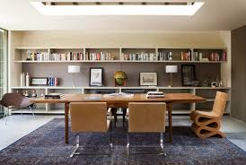 Office Area Rugs 10 Rooms With Overdyed Rugs Shelving Modern And Contemporary