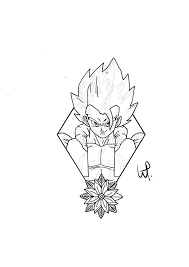 u0027teki 25 u0027den fazla en iyi goku drawing fikri goku