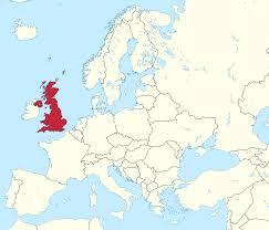 A Map Of Europe File United Kingdom In Europe Rivers Mini Map Svg Wikimedia