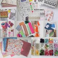 Large Scrapbook Large Scrapbook Craft Kit Lot Grab Bag Wholesale Craft