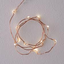Battery Run Fairy Lights by Christmas Decorating Fairy Lights