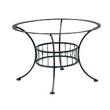 patio table base ideas patio table base cast aluminum diy round furniture bases