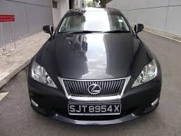 lexus in singapore personal car rental singapore private car rental