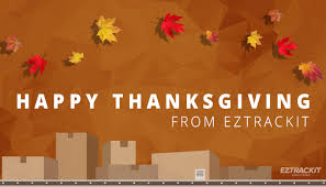 happy thanksgiving from eztrackit