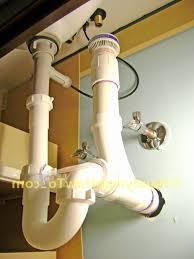 sink drain pipe kit kitchen sink gurgles beautiful kitchen sink plumbing kit luxury