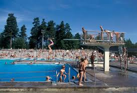 Outdoor Swimming Pool by Kumpula Outdoor Swimming Pool Visit Helsinki City Of