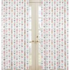 Wayfair Com Curtains Sweet Jojo Designs Curtains U0026 Drapes You U0027ll Love Wayfair