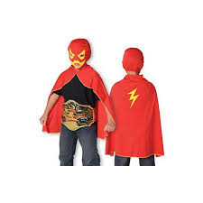 Wwe Halloween Costumes Adults Childs Wrestler Wrestling Wwe Costume Lucha Libre Mask Cape