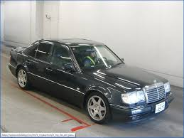 mercedes benz 500e in black with limited edition alloysauto trader