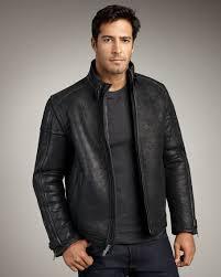 ugg australia jackets sale ugg australia refugio shearling bomber jacket black