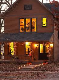 25 scary diy halloween window silhouettes decorazilla design blog