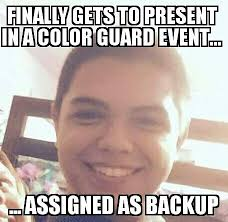 Color Guard Memes - jrotc memes dcg jrotcmemes instagram photos and videos