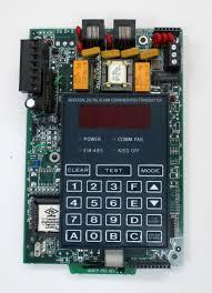 fire lite udact f universal digital alarm communicator transmitter