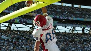 Pro Bowl Orlando by Tony Gonzalez Named 2017 Pro Bowl Legends Captain