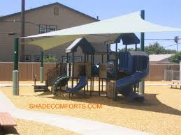 Awning Sails Shade Sails California Playground Commercial