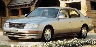 1997 lexus ls400 1997 lexus ls 400 review