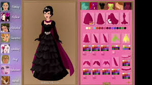 evil queen dress up game игра одевалка youtube