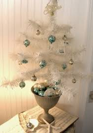 small white christmas tree white coastal christmas trees ditch green completely coastal