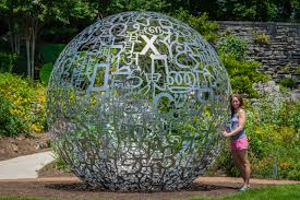 Cheekwood Botanical Garden Museum Of Art Jaume Plensa At Cheekwood Musical Bridges Music Therapy