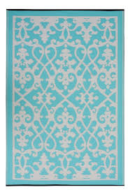 Threshold Outdoor Rug by Blue Outdoor Patio Rugs