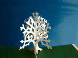 pop up pop up card tree of masahiro chatani
