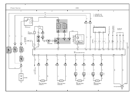 toyota tacoma wiring diagram toyota wiring diagrams instruction