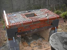 Outdoor Grill And Fireplace Designs - building an outdoor fireplace part 2 living stone masonry out