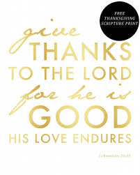 thanksgiving scripture printable collier