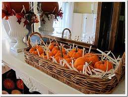 Home Decor On Sale Perfect Pumpkins My Fall Mantel In My Own Style