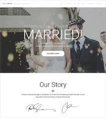 wedding website free 39 wedding website themes templates free premium templates