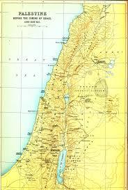 New Testament Map Biblical Maps