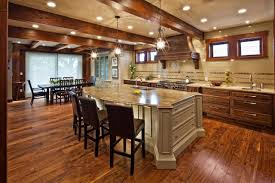 kitchens with beams on the ceiling 47 beautiful country kitchen