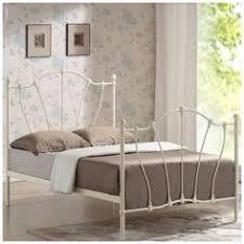 ethan super king metal bed frame ivory king metal bed frame