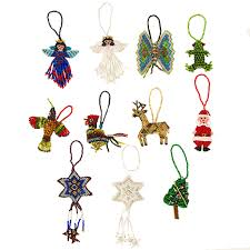 guatemalan beaded ornaments handmade u0026 fair trade shop lucia u0027s