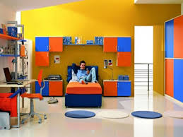 creative theme for 10 year old boys bedroom ideas paint color