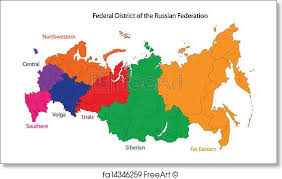 russia map after division free print of russia map administrative division of the