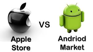 apple apps on android apple app store vs android market 2012