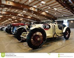 bugatti classic white bugatti type 35 built in 1925 vintage cars editorial stock