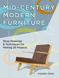 Modern Furniture Woodworking Plans by Mid Century Modern Furniture Plans Book Giveaway