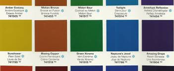 picking the right paint color for a low light room next day