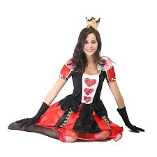 Queen Halloween Costumes Buy Wholesale Poker Halloween Costume China Poker