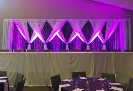 backdrop rentals wedding backdrop edmonton infinite event services wedding rentals