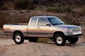toyota t100 truck 1993 98 toyota t100 consumer guide auto