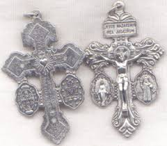 rosary crucifixes metal rosary crucifixes