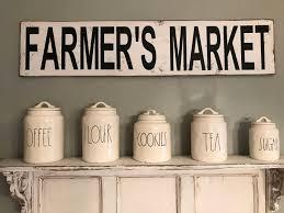 farmer u0027s market sign farmers market sign signs farmhouse wall