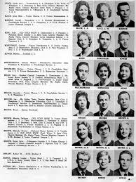 briggs high school yearbook 1960 hot springs high school arkansas yearbook