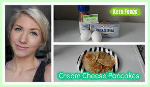 Keto Cheesecake Fluff by Eating Keto 9 Cream Cheese Pancakes Youtube